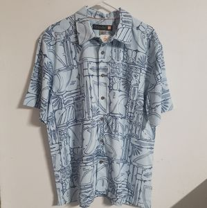 New Quiksilver Shirt Waterman Collection